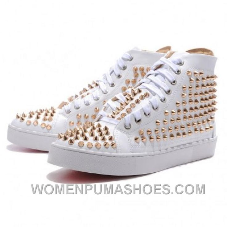 http://www.womenpumashoes.com/christian-louboutin-mans-white-patent-leather-gold-sticker-sneakers-top-deals-gneyg.html CHRISTIAN LOUBOUTIN MANS WHITE PATENT LEATHER GOLD STICKER SNEAKERS TOP DEALS GNEYG Only $127.00 , Free Shipping!