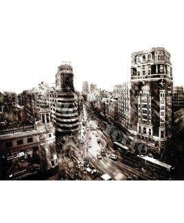 GRAN VÍA. MADRID / M. De la Torre