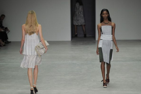 Racism on the Runway: How Bethann Hardison's Diversity Coalition Is Changing Fashion...I feel like the industry is backsliding on this issue. Minorities are even less represented today than they were in the past.