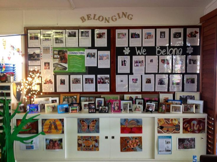 Our belonging corner is looking so beautiful now. We acknowledge the traditional owners of the land on which we stand - the Kombumerri people and are proud to include our ancestors as part of our community. - Broadbeach Kindergarten ≈≈