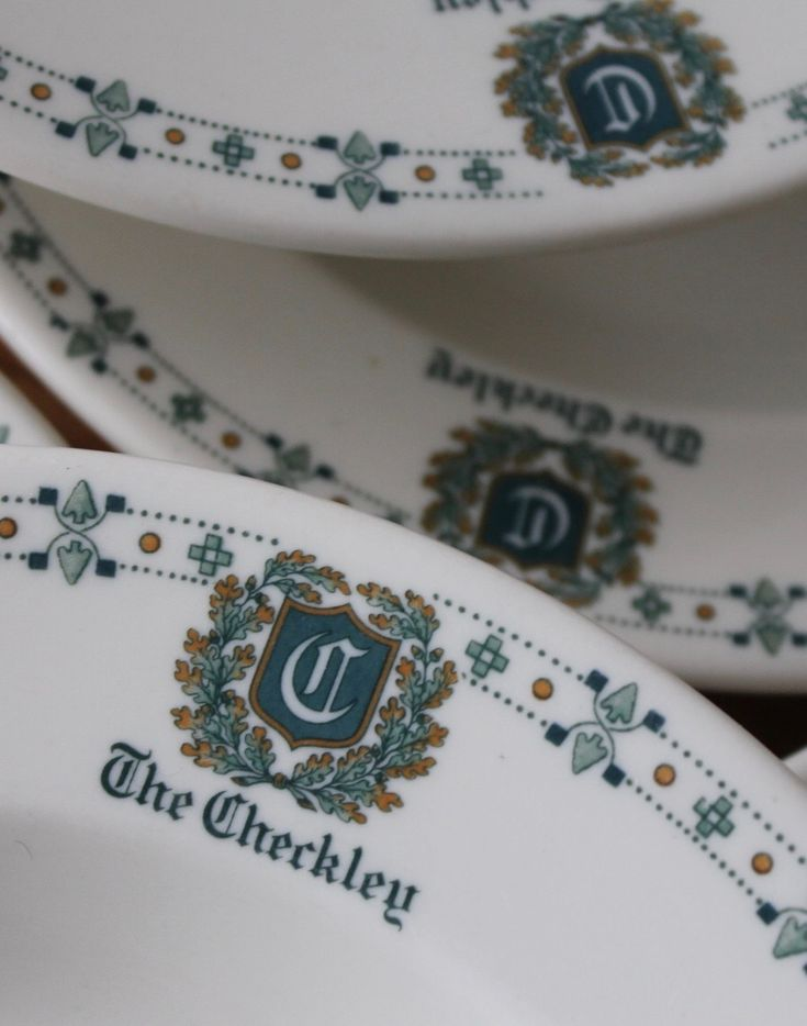 The Checkley House / Scarborough, Maine hotel china / Grand hotel / tippleandsnack