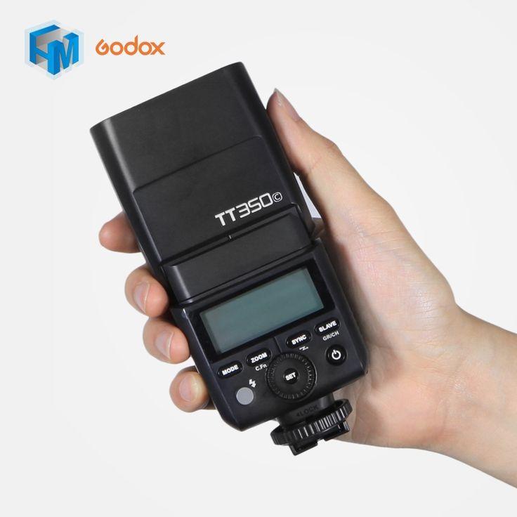 99.97$  Watch here - http://ai75x.worlditems.win/all/product.php?id=32803125383 - Godox Mini TT350C 2.4G TTL HSS GN36 Flash for Canon 5D Mark III/IV 80D 6D 5D III Flash Speedlite Camera