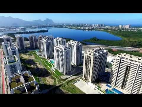 Vila Olímpica Rio 2016 - Parque Ilha Pura