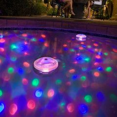 Solar LED Splash
