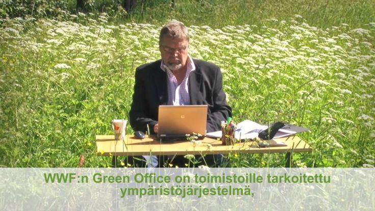Kymppi-hanke: Green Office