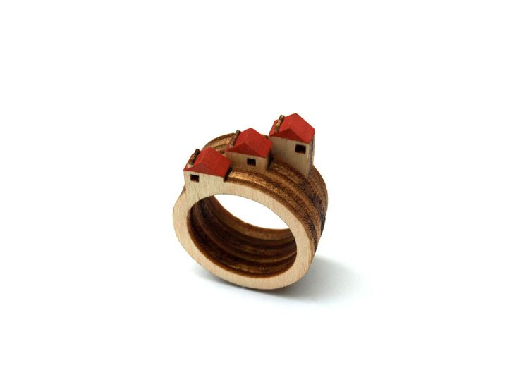 Landscape Rings | Tododesign by Arq4design