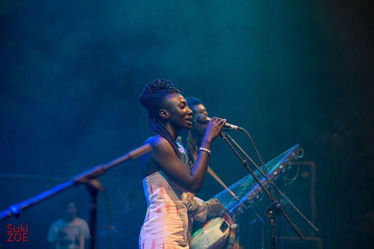 BaliSpirit Blog - Mariama Kouyate