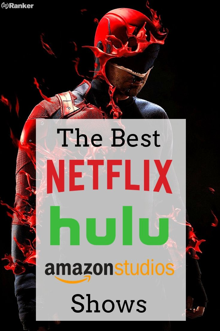 The best Netflix original shows, Hulu originals, and Amazon