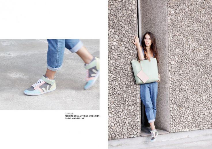 Lookbook Spring Summer 2014 - Veja LookBook