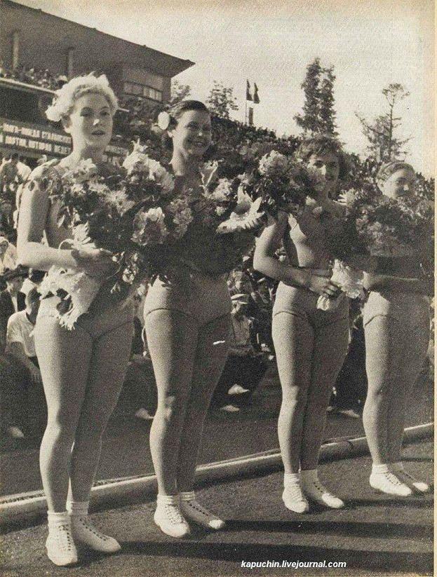"Фото из журнала ""Смена"", 1937 г.-Photos from the magazine ""Change"", 1937"