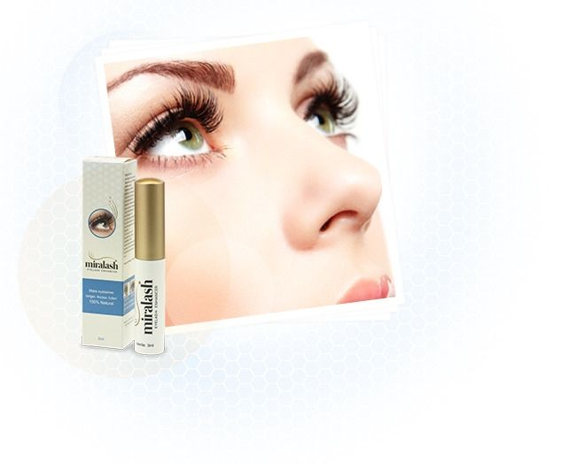 Miralash eyelash enhancer accelerates lashes growth and lengthens their life span. First results can be seen after only ...