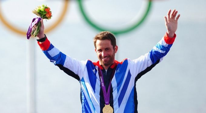 Ben Ainslie CBE - Olympic sailing legend. http://champions-speakers.co.uk/speakers/olympians-sports/sir-ben-ainslie