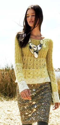Eclectic spring style inspiration