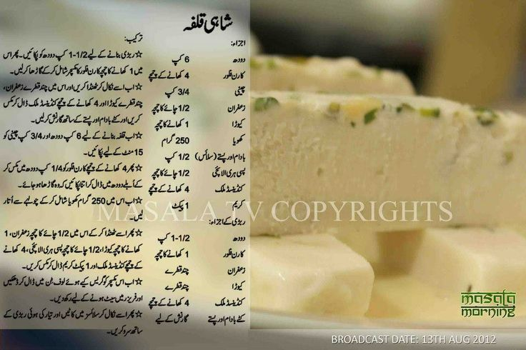 Cake Recipes In Urdu With Pictures: 17 Best Images About Deserts On Pinterest