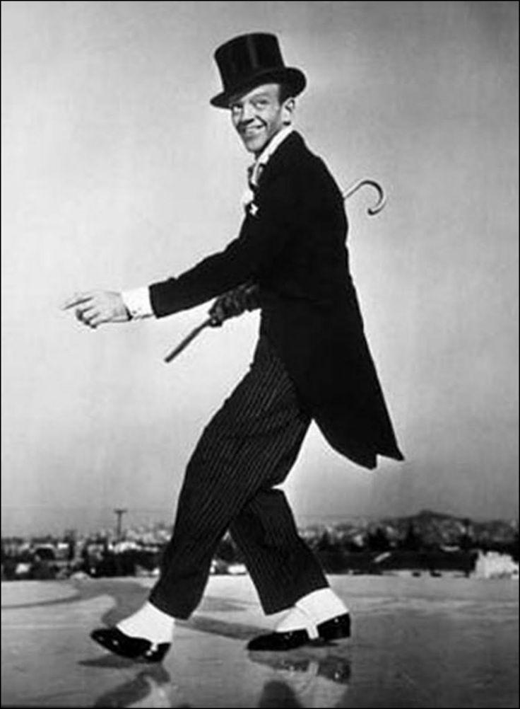 fred astaire | Fred Astaire, nome artístico de Frederick Austerlitz (Omaha, 10 de ...