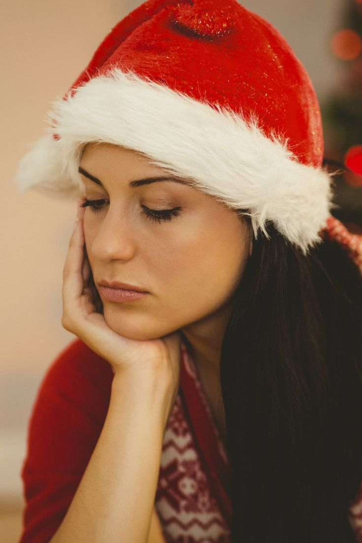 When a White Christmas Turns Blue: Surviving Grief During the Holidays