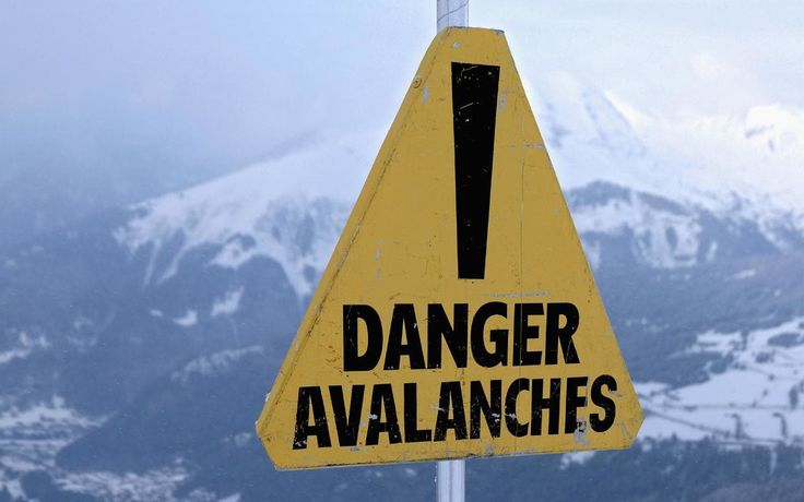 Avalanche reports: considerable risk as more snow approaches the French Alps  http://www.telegraph.co.uk/travel/ski/advice/avalanche-risk-report-french-alps/