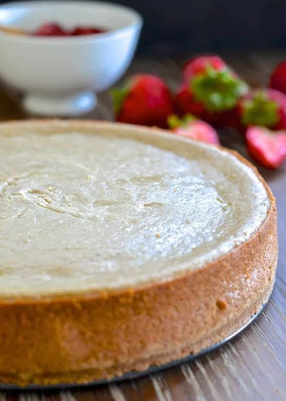 It's only a baked Vegan New York Cheesecake..?...It is ultra-rich, decadently creamy, dessert perfection and you absolutely need it in your life….. ** Click image to read more details.