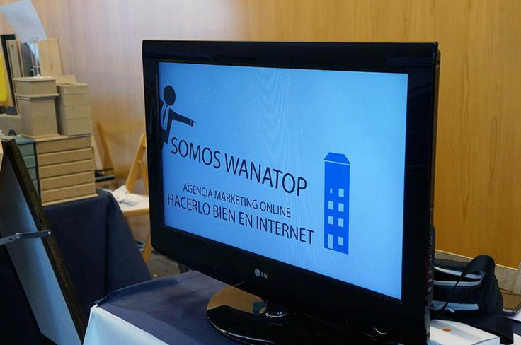 Parte del stand de Wanatop en la #FTVWalqa