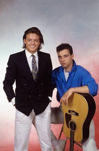 Eros Ramazzotti y Luis Miguel es un dúo que cualquiera se hubiera soñado.