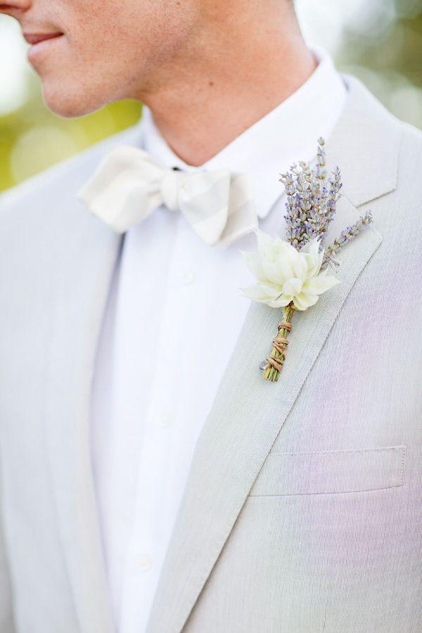Lavendel corsage