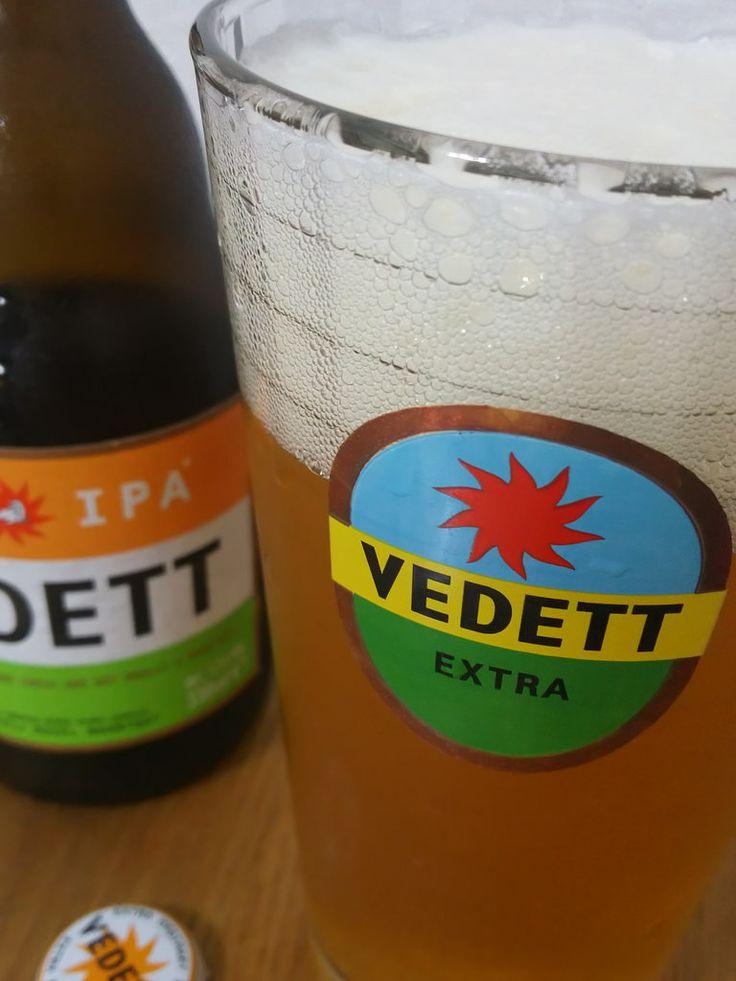 Vedett Extra Ordinary IPA Vedett Extra Ordinary IPA Alc.6.0%Vol. e33cl Brouwerij Duvel Moortgat Breendonkdorp 58 B-2870 Puurs www.vedett.com