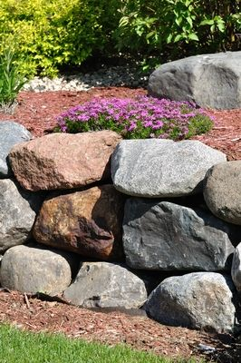 3 DIY Retaining Walls                                                                                                                                                                                 More Architectural Landscape Design