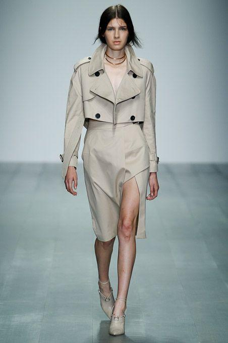 Marios Schwab Spring 2015 Ready-to-Wear - Collection