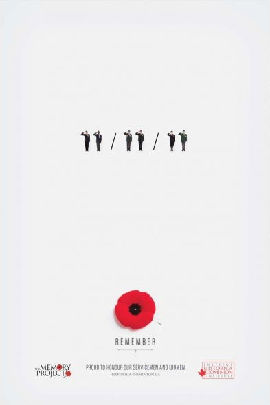 Such a great Remembrance Day ad from DDB. (via @adsoftheworld)