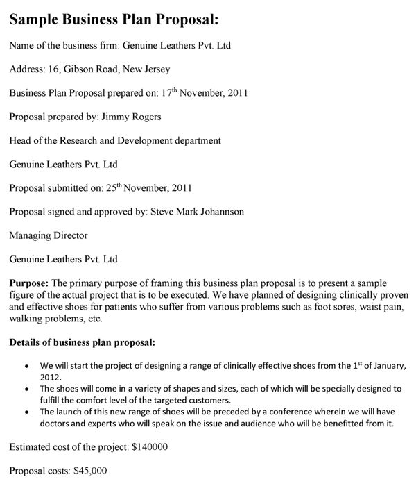The 25+ best Sample proposal letter ideas on Pinterest Proposal - finance director job description