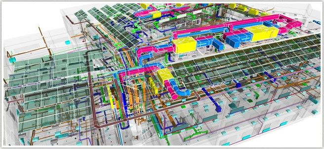 Understanding of Building Information Modeling (BIM)     Building Information Modeling is an innovative and promising development witnessed by the architecture, engineering and construction industry (AEC).  With issues like over-budget and declining productivity pervading the #AEC industry, Building Information Modeling instills a hope to minimize these issues to a large extent.MEP #BIM #Modeling