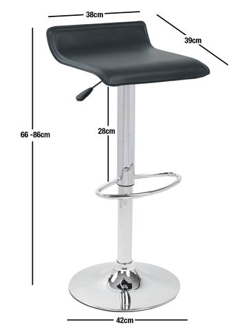 Buy S Curve Barstool Black Online at Factory Direct Prices w/FAST, Insured, Australia-Wide Shipping. Visit our Website or Phone 08-9477-3441