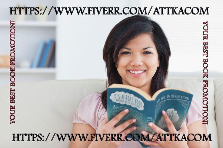 Wie im Internet effektiv für mein Buch werben? Writers write. Everyone else makes excuses  https://www.fiverr.com/attkacom