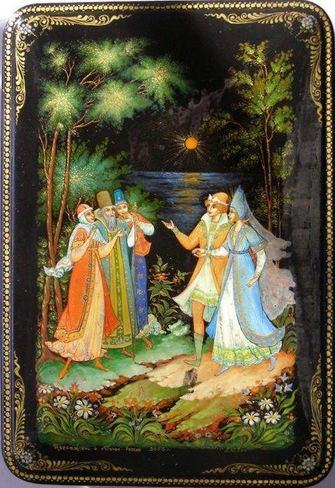 The Russian Bride Fairy Tale 68