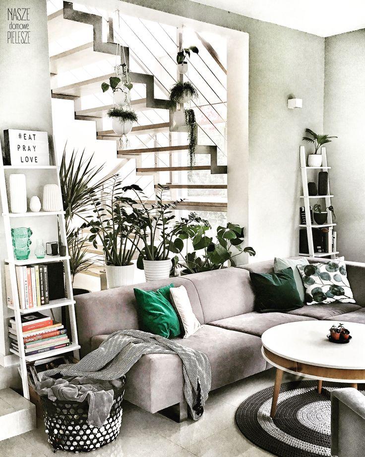 Drabinki dekoracyjne - sprawdź na stronie *KLIK*  #ladder #drabinka #regał #homedecor #interiordecor