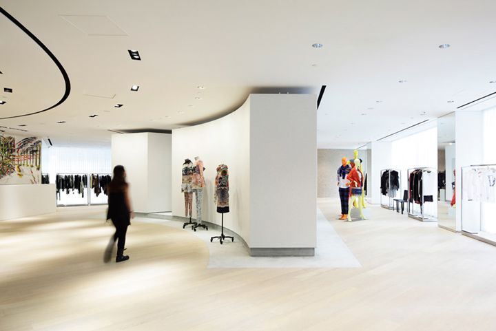 Joyce   The Lee Gardens by CASE REAL, Hong Kong store design