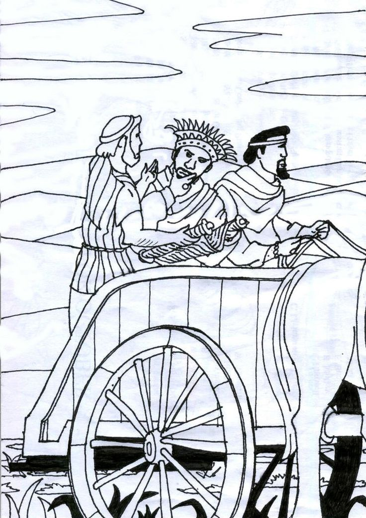 acts coloring pages - photo#33
