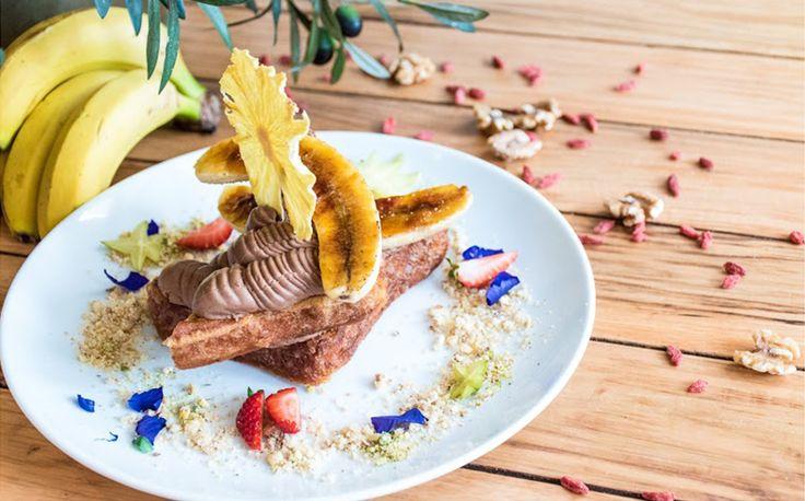 brunch and cake barcelona