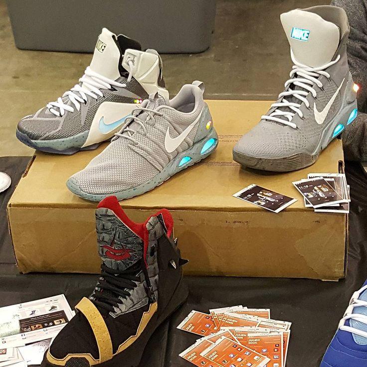 """MAG's... @sneakercon @aceofcustoms 〰〰〰〰〰〰〰"