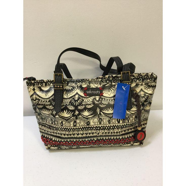 Sakroots Large Handbag