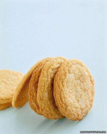 Old-Fashioned Lemon Sugar Cookies Recipe