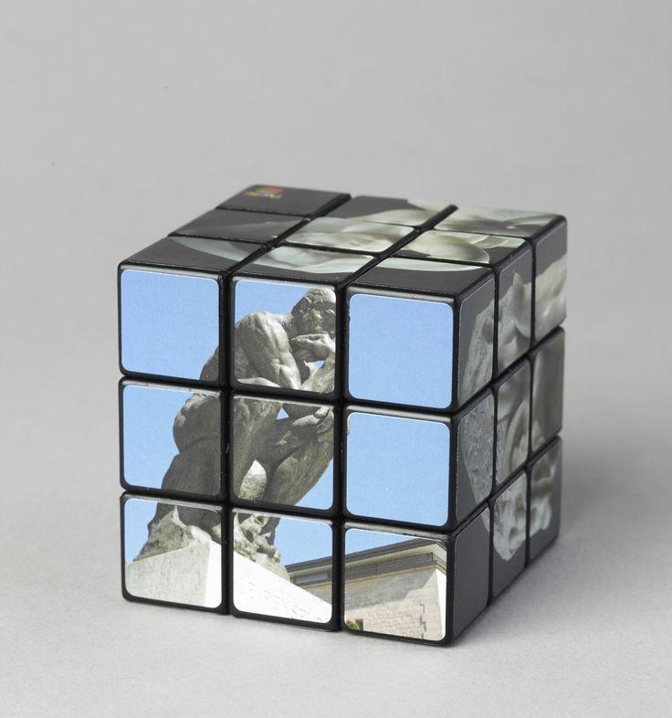 #Rubik's Rodin,17.50 € / © Musée Rodin, photo: Florian Claudel / http://boutique.musee-rodin.fr/en/stationery/169-rubik-s-rodin-museum.html