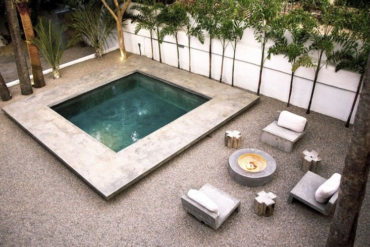 You can build this in your back yard! I can show you how... Visit www.custombuiltspas.com.