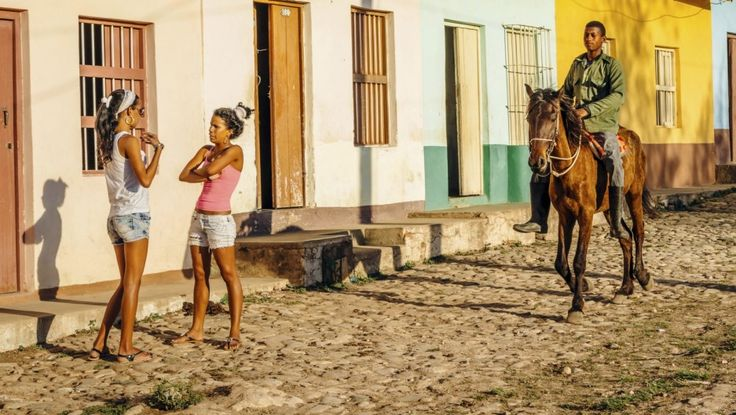 The party atmosphere of Havana, without the hassle