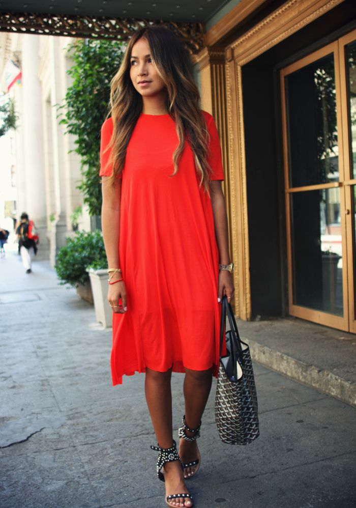 The dress!!   Sincerely Jules blog