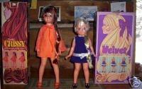 Crissy & Velvet dolls ~ I had them both!