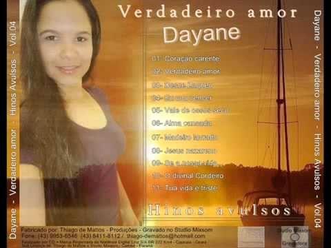 Dayane de Mattos - Hinos avulsos  CD Completo