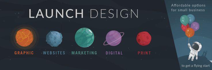 Launch Design Banner