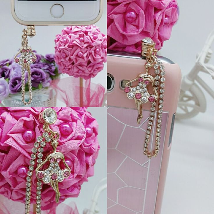 Kode : AWS-177, Nama : Jewelry Ballerina Pluggy, Price : IDR 55