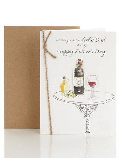 father's day cards marks and spencer